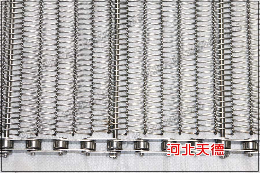 牡蛎深加工清洗流水线不锈钢网带