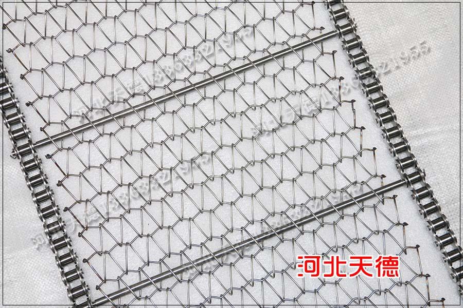 如何判断不锈钢网带的质量