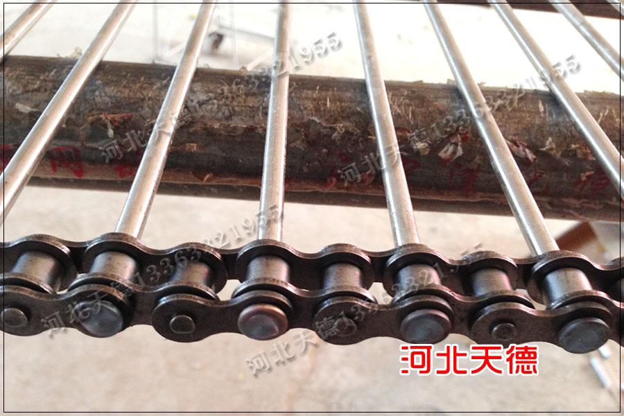 耐腐蚀地瓜清洗机棒条输送网带生产厂家推荐