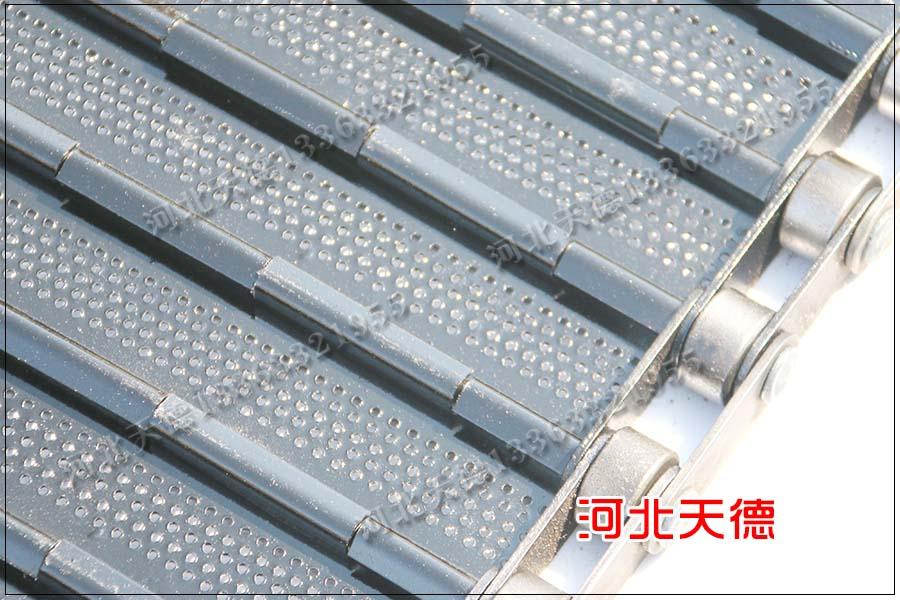 电子元器件清洗打孔不锈钢链板如何定制