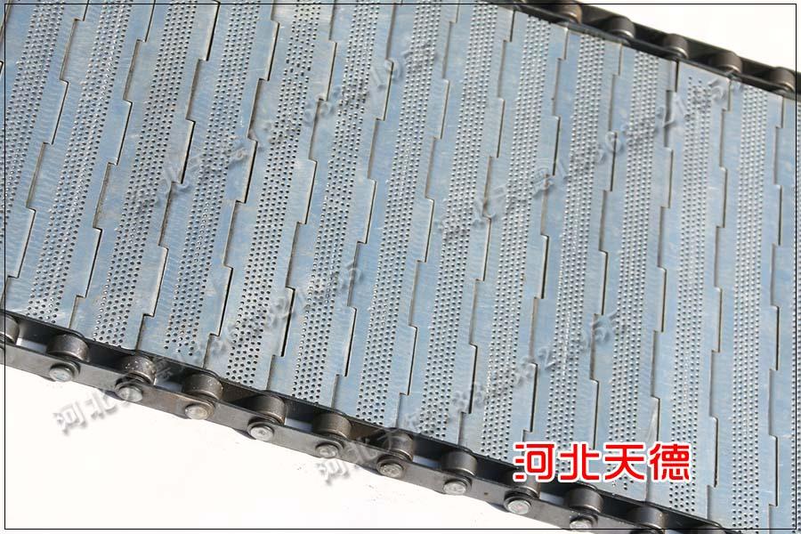 铸造件耐高温不锈钢链板输送带A天德设计推荐