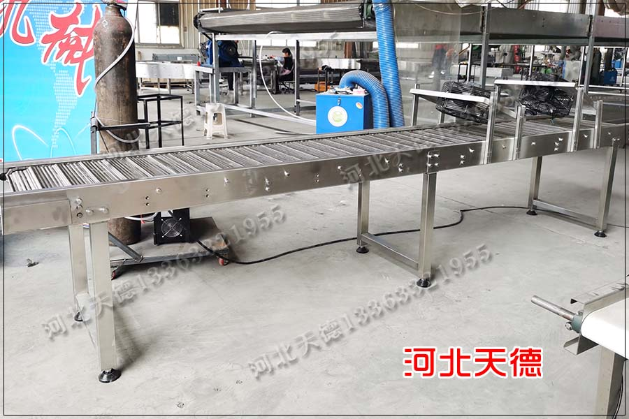 带式输送机不锈钢输送带的组成