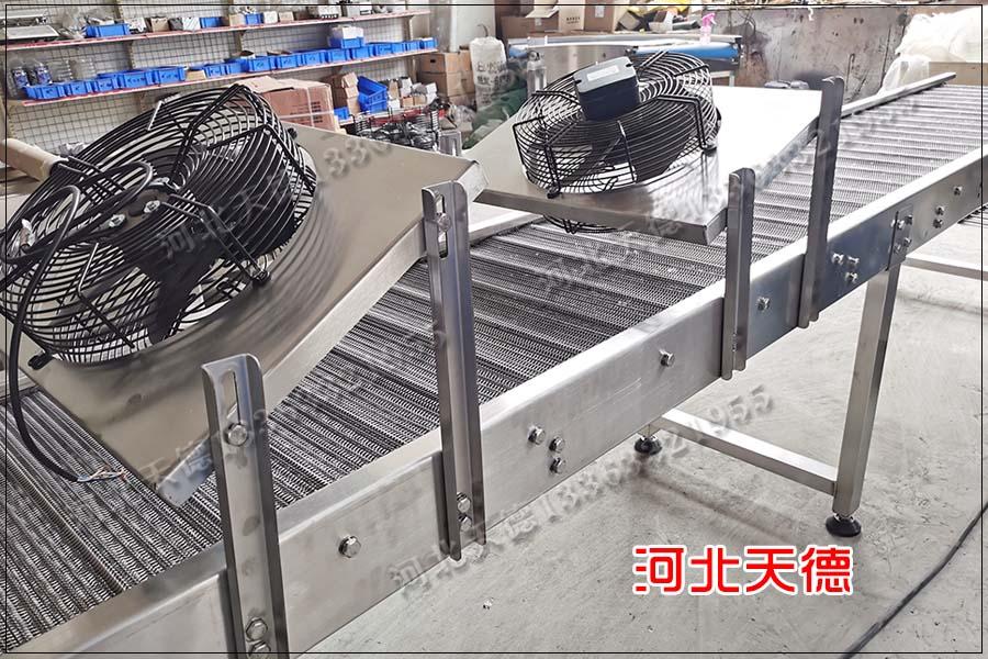 箱式热处理可拆卸网带输送机安装指导
