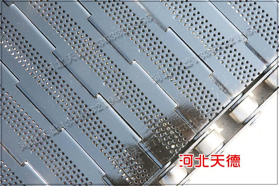 家电组装线不锈钢链板输送带维护保养
