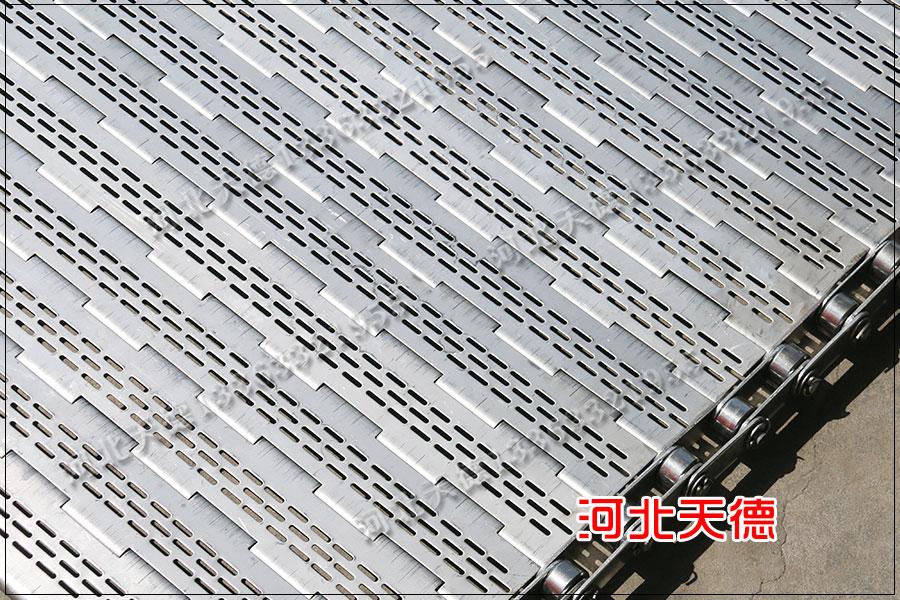 吊挂生产线304链板式不锈钢网带