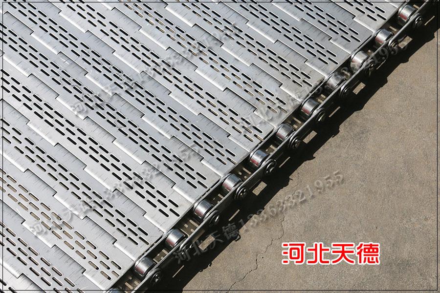 工业流水线不锈钢输送链板装配知识